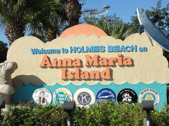Tradewinds Beach Resort: Welcome to Anna Maria Island