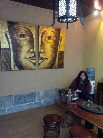The Linden Centre : Linden Tea Room