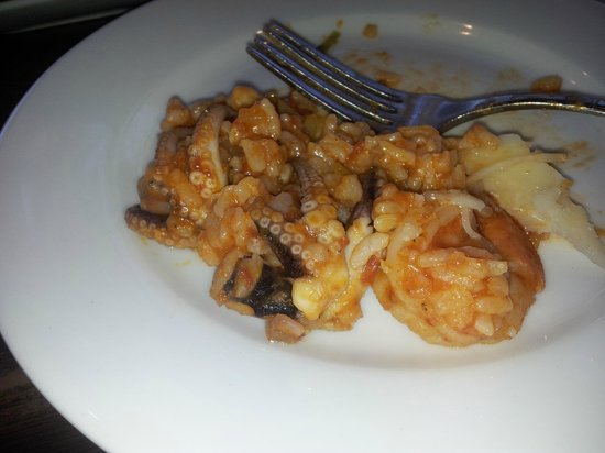 Neptune: Seafood Risotto