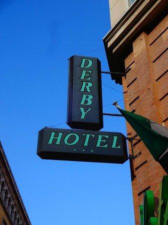 Hotel Derby Sevilla: entrada