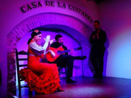 Casa de la Guitarra : flamenco tradicional