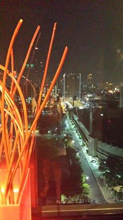 Siam@Siam Design Hotel Bangkok: View from Corridor