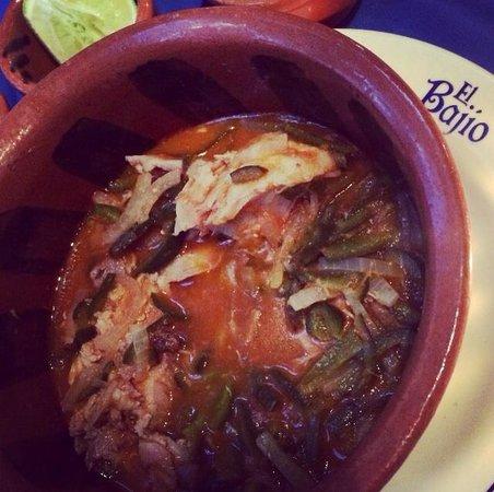 El Bajío: Carnitas con tequila y cerveza... Deliciosas!