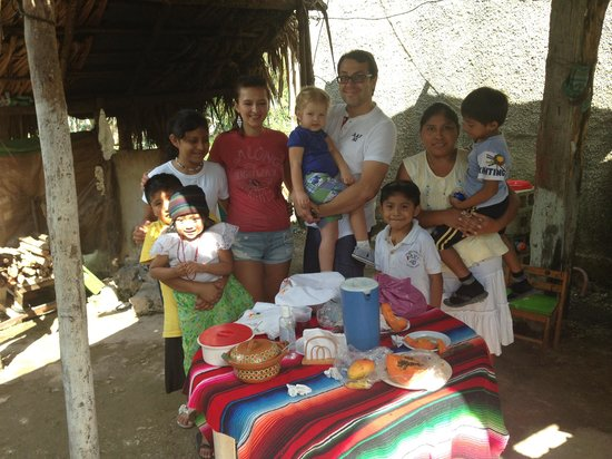 Best Buy Tours : With Mayan Family!