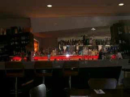 Salsa Tapas Wine Bar Cafe: View of the bar