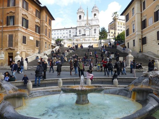 Gartour by Destination Italia: Spanish Steps