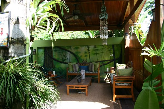 Physis Caribbean Bed & Breakfast : Common Area