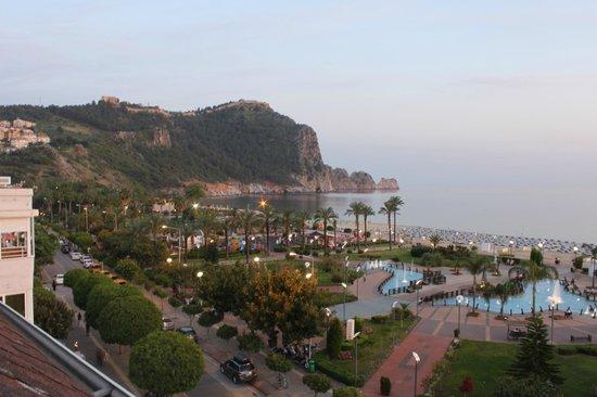 Sultan Sipahi Resort: вид с номера
