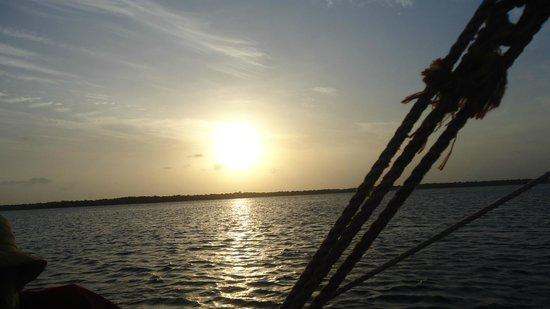 Kipungani Explorer: sundowner ride