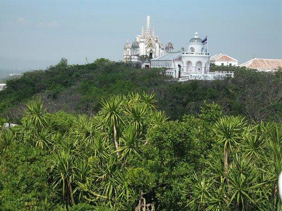 Karta - Picture of Khao Wang (Phra Nakhon Khiri Historical Park), Phetchaburi...