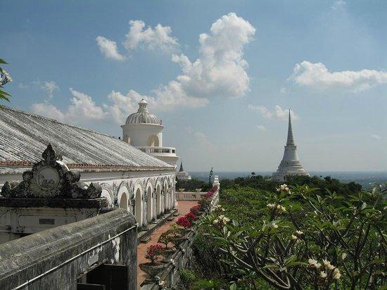 Khao Wang (Phra Nakhon Khiri Historical Park): Phra Nakhon Khir