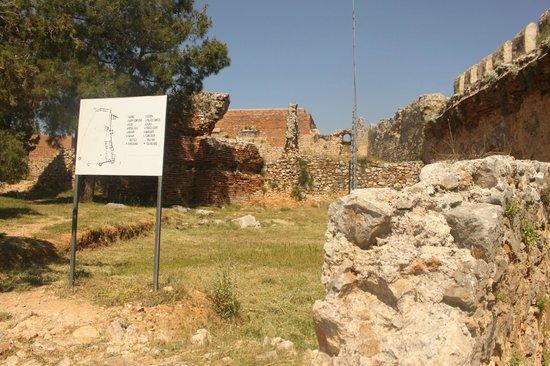 Alanya Kalesi (Castle): парк