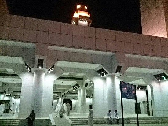 Makkah Province, Saoedi-Arabië: This Is the Tanaim place where we Niat out ihram