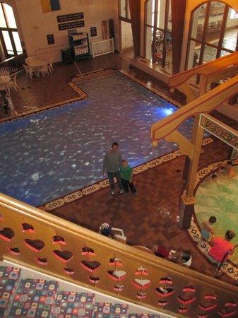 Bavarian Inn Lodge: One of the four pools