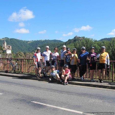 Les Magnolias: Cycling
