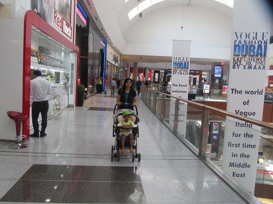 The Dubai Mall : In the Mall