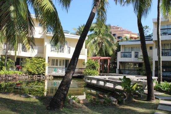 Palm Beach Resort & Spa Sanya : Так выглядят бунгало