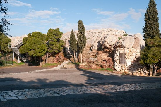 Areopagus: Ареопаг