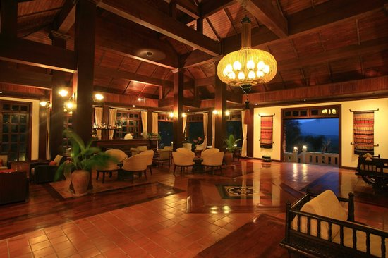 Santi Resort & Spa: Lobby