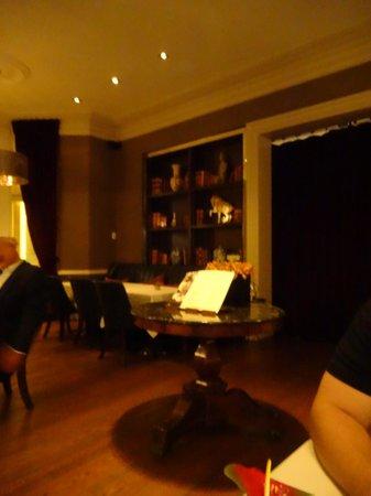 The Kensington : lounge