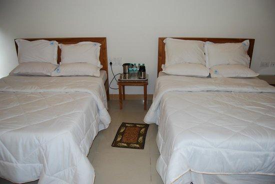 Hotel Mayura Hoysala Mysore: Family Room