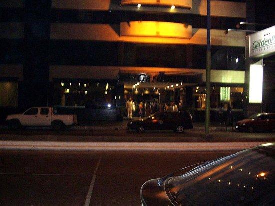 Garden Park Hotel: Frente del Hotel