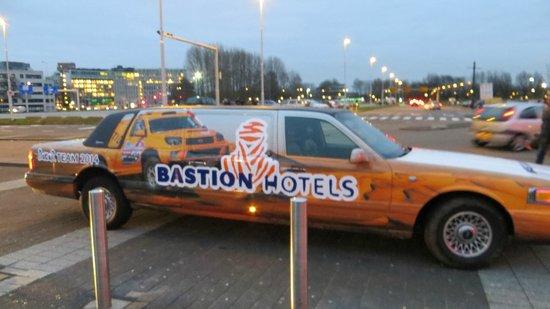 Bastion Hotel Rotterdam Zuid: limousineservice