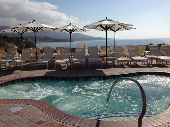 Terranea Resort: The family pool area