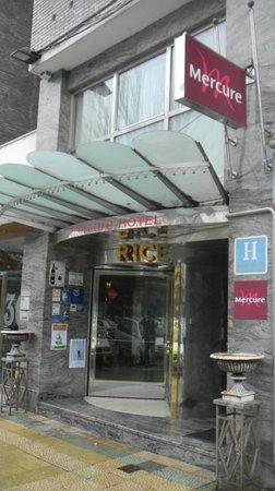 Hotel Rice Reyes Catolicos : Отель