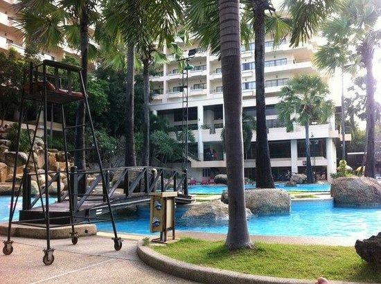 Lantana Pattaya Hotel & Resort: при отеле