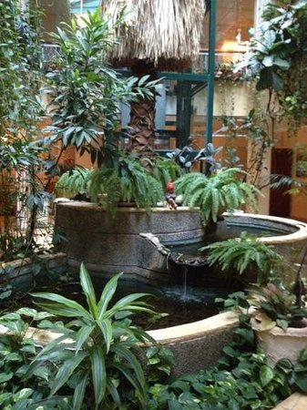 Hotel Mitzpe Hayamim: inside