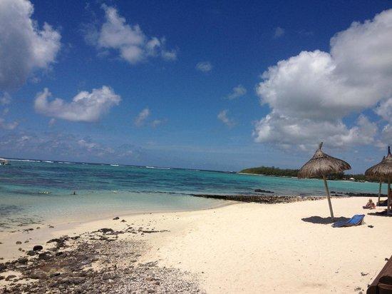 Le Peninsula Bay Beach Resort: la plage de l'hôtel