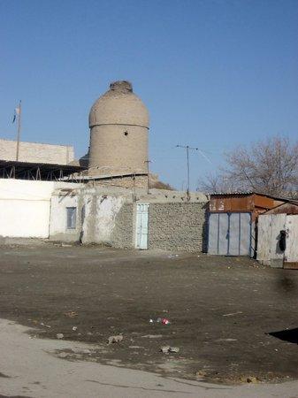 Turki Jangi Mausoleum: dome of mausoleum