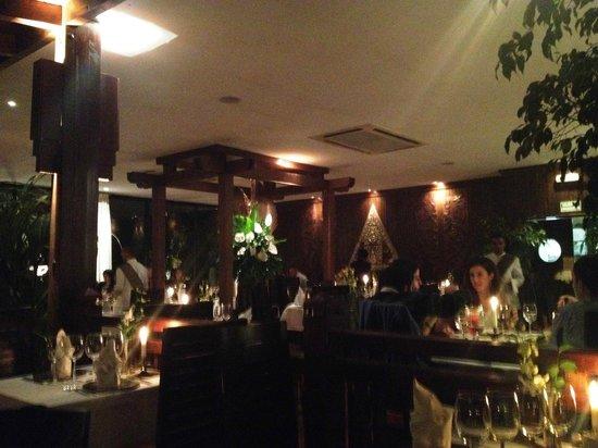 Thai Garden 2112: Muy buen ambiente, tranquilo, silencioso....para disfrutar