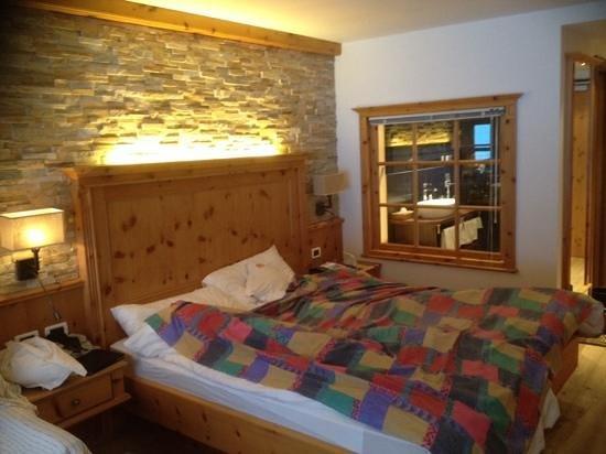 Cyprianerhof Dolomit Resort: la nostra meravigliosa camera
