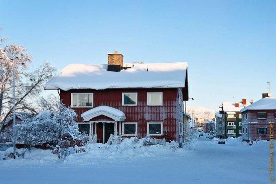 Point North Youth Hostel: Nice hostel in Kiruna