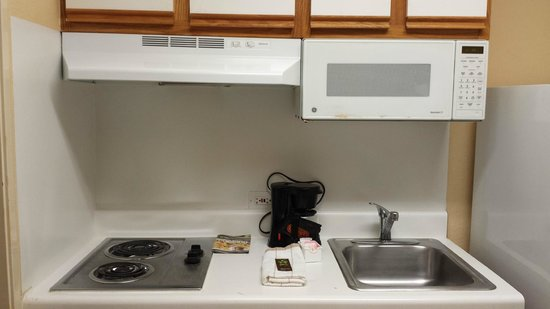 Extended Stay America - Fort Lauderdale - Tamarac: Rusted Appliances