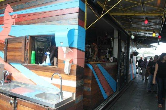 Ponyfish Island Cafe: 8
