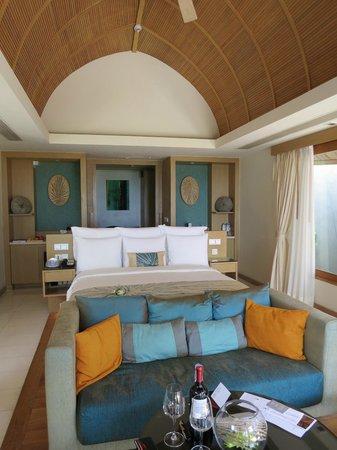 Renaissance Phuket Resort & Spa: our villa!