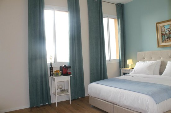 Blue Sea Marble Hotel: Superior Room with Sea View