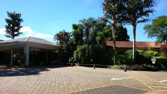 San Martin Resort & Spa: Entrada