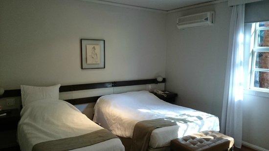 San Martin Resort & Spa: Bom tamanho
