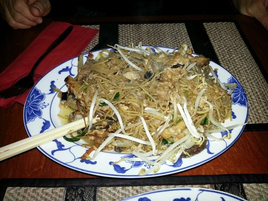 Bird Thai Restaurant: mi tjee € 12.50