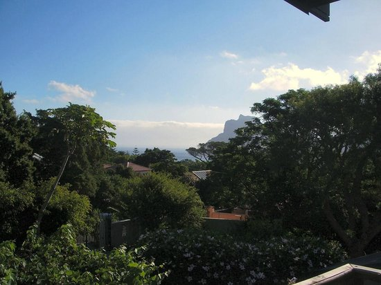 The Hout Bay Hideaway : One of the views