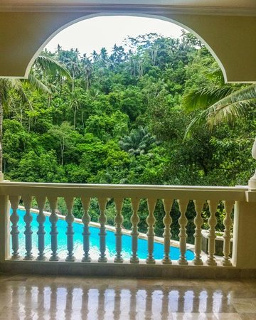 Ayung Resort Ubud : View from our bedroom 'Laksmana Wing'