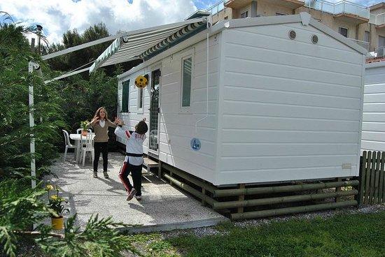 MOBIL HOME CAMPING RIVIERA ALBENGA