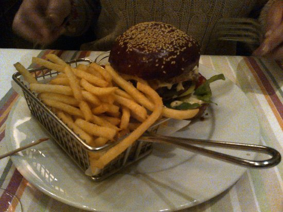 Hamburguesa Menza