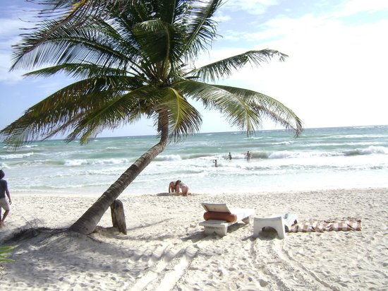 Playa Xcanan Cabanas Tulum: Not bad!