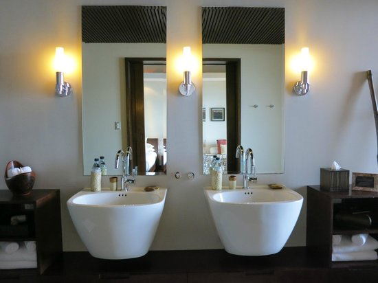 Abaca Boutique Resort : awesome bathroom