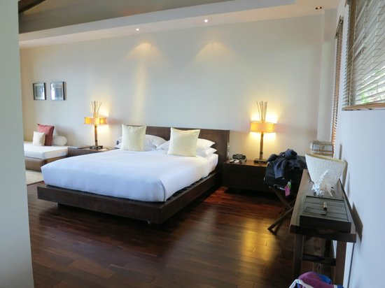 Abaca Boutique Resort : bedroom